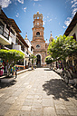 Mexico, Jalisco, Puerto Vallarta, Church of Our Lady of Guadalupe - ABAF001483