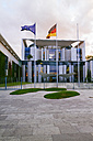 Germany, Berlin, Federal Chancellery - KRPF001139