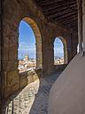 Italy, Sicily, Palermo, Cupola of  Chiesa del Santissimo Salvatore - AMF002867