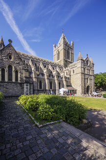 Ireland, County Dublin, Dublin, Dublinia, Wood Quay, Christ Church Cathedral - THAF000725