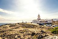 Spain, Catalonia, Cap de Creus, Light house - PUF000085