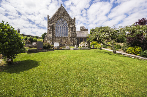 Ireland, Ring of Kerry, Youghal-Lands, Church of St. Mary - THAF000742