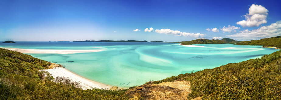 Australia, Queensland, Whitehaven Beach - PUF000097