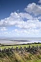 United Kingdom, England, Lancashire, View to Morecambe Bay - ELF001294