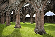 United Kingdom, Scotland, Dumfries and Galloway, Sweetheart Abbey - ELF001299