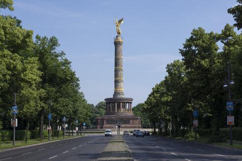 Germany, Berlin, Berlin-Tiergarten, Great Star, Berlin Victory Column - WIF001082