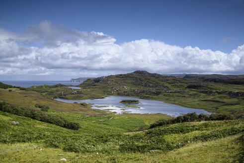 United Kingdom, Scotland, Northwest Coast, Scottish Highlands, Loch Ach'an Lochaidh - ELF001339