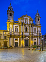 Italy, Sicily, Palermo, San Domenico church - AMF002885