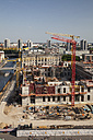 Germany, Berlin, construction site of Berlin City Palace - WI001090