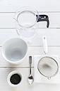 Utensils for the preparation of green tea - EVGF000912
