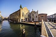 Italy, Veneto, Venice, Cannaregio District, Fondamenta della Misericordia - THAF000611