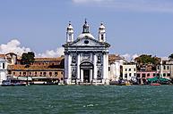 Italy, Veneto, Venice, Giudecca,  Santa Maria della Visitazione - THAF000684