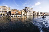 Italy, Veneto, Venice, San Polo, Canal - THAF000629
