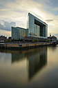 Germany, Hamburg, High-rise office building Ericusspitze, Publishing house Der Spiegel - RJF000295