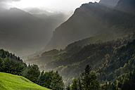 Switzerland, Canton of Glarus, Kloen Valley, - HLF000759