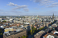 Germany, Hamburg, view from St. Michael's Church - RJF000302