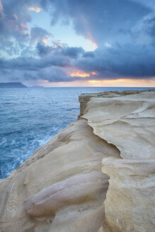 Spain, Andalusia, Natural Park of Cabo de Gata-Nijar, rocky coast - DSGF000170