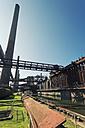 Germany, North Rhine-Westphalia, Essen, Zollverein Coal Mine Industrial Complex, Coking plant - MS004299