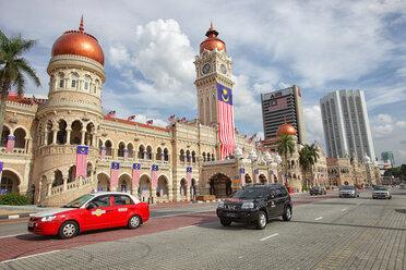 Malaysia, Kuala Lumpur, Sultan Abdul Samad Building - DSG000806