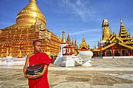 Myanmar, Nyaung-U, Shwezigon Pagoda - DSG000333