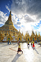 Myanmar, Yangon, Shwedagon Paya - DSG000363