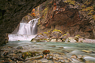 Spain, Ordesa National Park, waterfall of Arazas River - DSGF000483