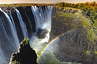 Southern Africa, Victoria Falls between Zambia and Zimbabwe - DSGF000715
