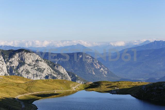 Austia, Styria, Salzkammergut, Augstsee and Loser - SIEF006061