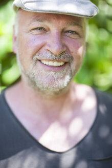 Portrait of smiling mature man - ZEF001306