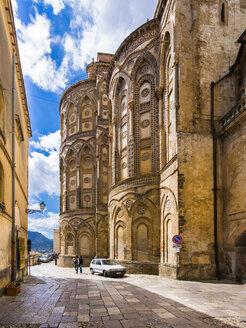 Italy, Sicily, Province of Palermo, Monreale, Cathedral Santa Maria Nuova - AMF002926