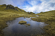 UK, Scotland, Isle of Skye, The Storr - DLF000006