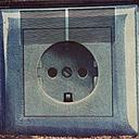 Transformer station in shape of socket - DWIF000256