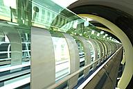 Futuristic passageway, 3D Rendering - SPCF000032