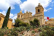 Malta, Birgu, Cathedral of St Lawrence - SPC000042