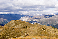 Italy, South Tyrol, Watles Area, Mountainscape - MYF000612