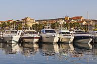 France, Provence-Alpes-Cote d'Azur, Department Var, Bandol, Marina - WDF002661