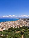 Italy, Sicily, townscape of Castellammare del Golfo - AMF002984