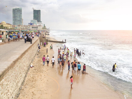Colombo Beach, Colombo, Sri Lanka - DRF001118