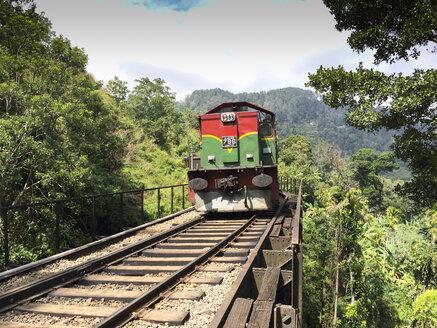 Railway Bridge, Ella, Sri Lanka - DR001113