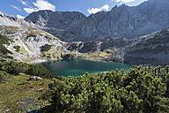 Austria, Tyrol, Ehrwald, Drachensee - MKFF000139