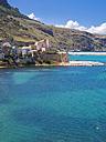 Italy, Sicily, Province of Trapani, Fishing village Castellammare del Golfo - AMF003009