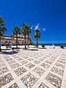 Italy, Sicily, Province of Trapani, Fishing village Castellammare del Golfo, Piazza Vincenzo Santangelo - AM003004