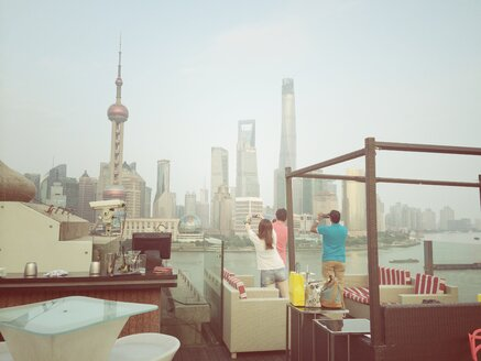 The Bund, Shanghai, China - BMA000054