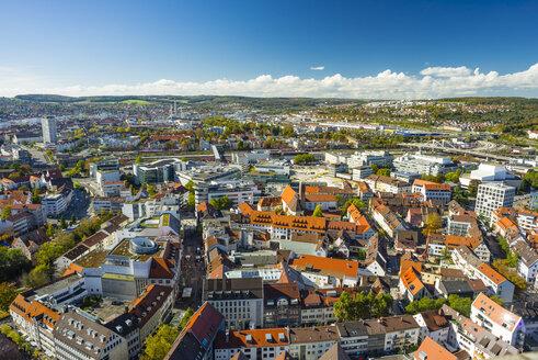 Germany, Baden-Wuerttemberg, Ulm, Cityscape - WGF000506