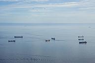 Gibraltar, Cargo ships, roadstead - KBF000204