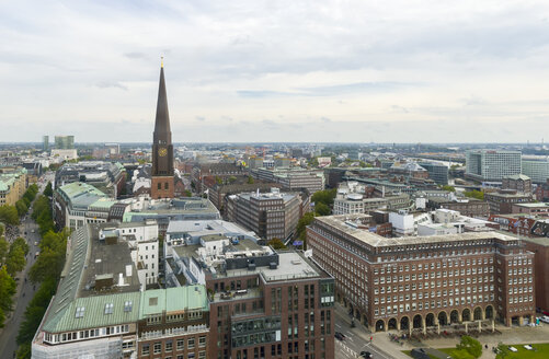 Germany, Hamburg, cityscape - RJF000339