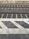 S-Bahn tracks, Munich Germany - FLF000530