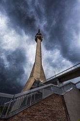 Serbia, Belgrade, Resnik, Avala Tower - AMF003051