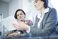 Woman in a business meeting - ZEF002154