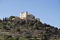 Spain, Balearic Islands, Mallorca, Arta, Fortress Almudaina d'Arta - HLF000753